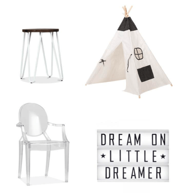 Kids' furniture and homeware from Cult Furniture