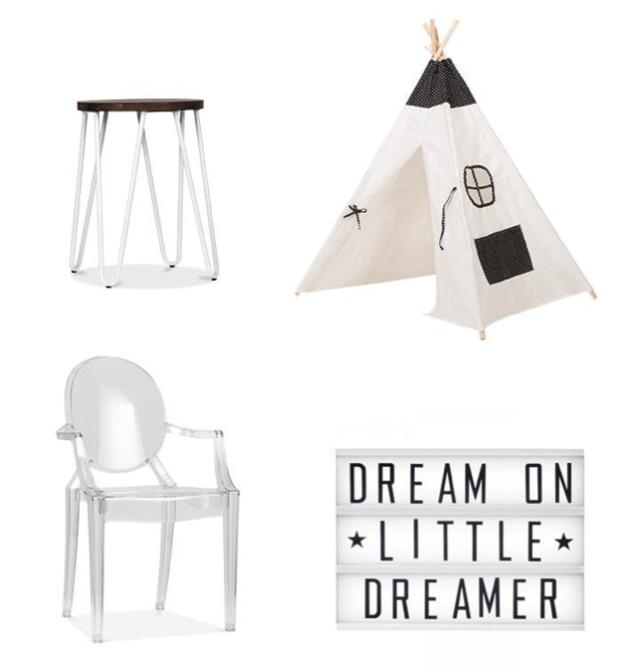 Kids' furniture and homeware from Cult Furniture