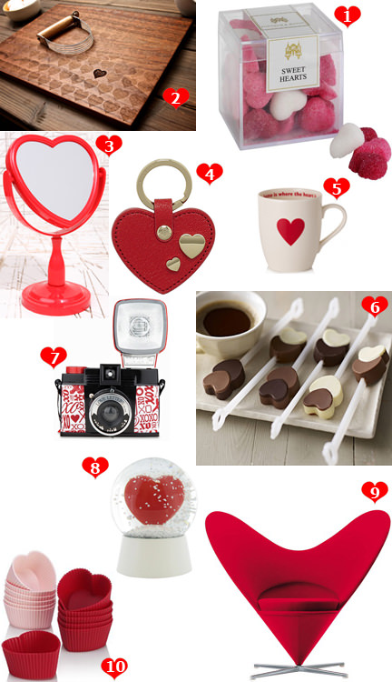 selection of alternative Valentine's Day gifts | H is for Home