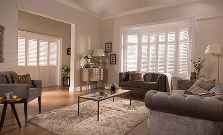 Thomas Sanderson sitting room shutters