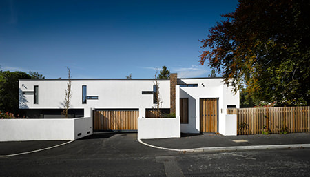 Regent Road self build by architecture:m