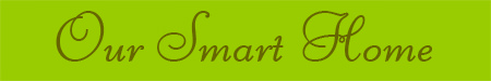 'Our Smart Home' blog post banner