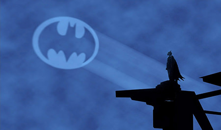 Batman searchlight