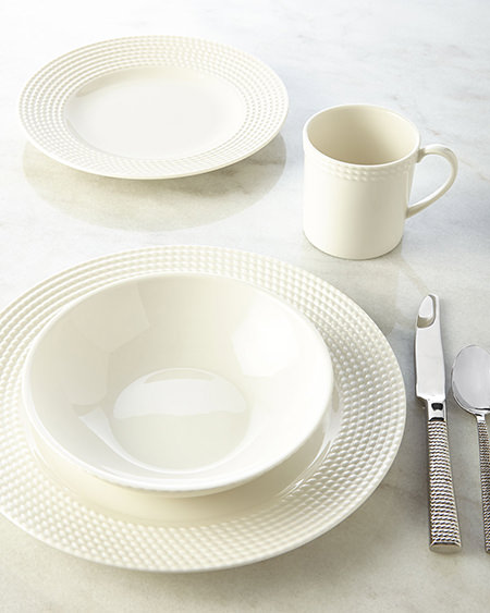'Wickford' porcelain by Kate Spade
