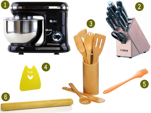 Wayfair baking essentials: 'Tools' | H is for Home
