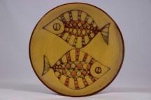 Poole Pottery Aegean plate