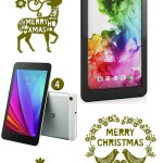Christmas gifts of the day: Affordable tablets