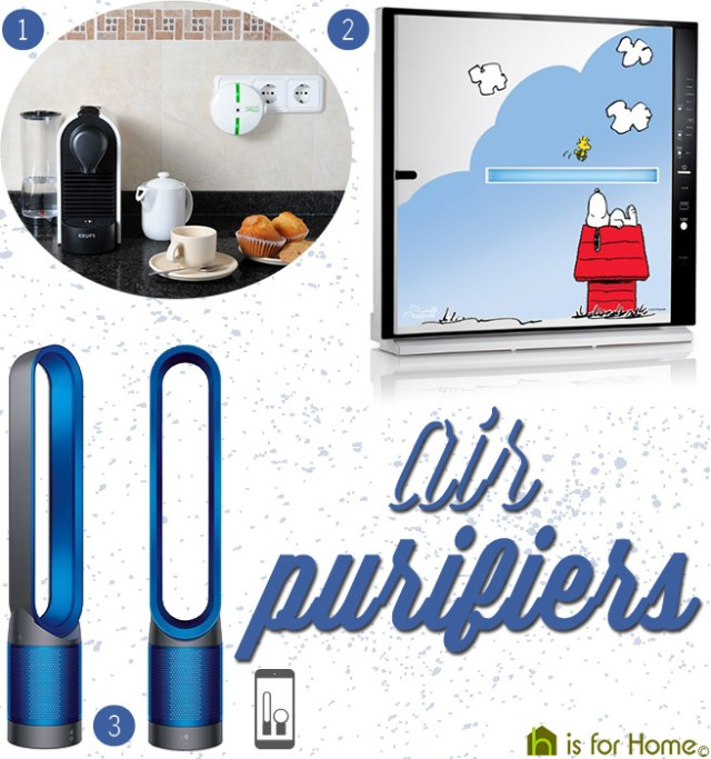 Home air purifiers | H is for Home