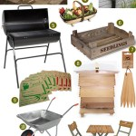 Monthly Mood Board: Allotment Chic