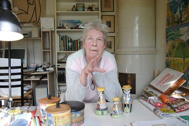Designer Desire Anita Nylund H Is For Home Harbinger