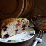 Cakes & Bakes: Banana blueberry cranberry buttermilk cake