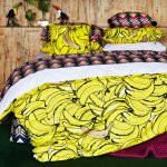 Wednesday Wish: Bananas quilt cover