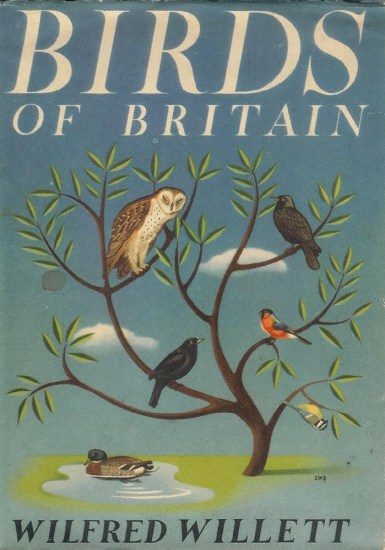 Birds of Britain book cover | H is for Home