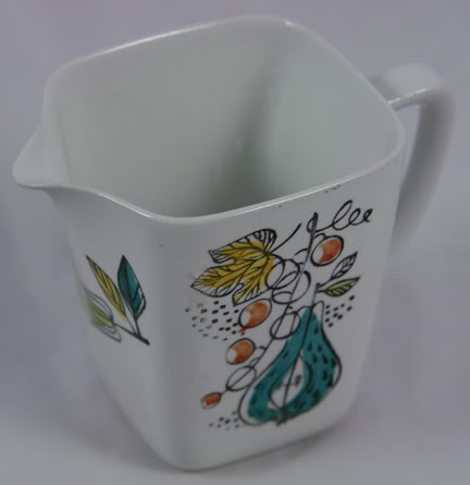 Rorstrand 'Granada' pattern milk jug | H is for Home