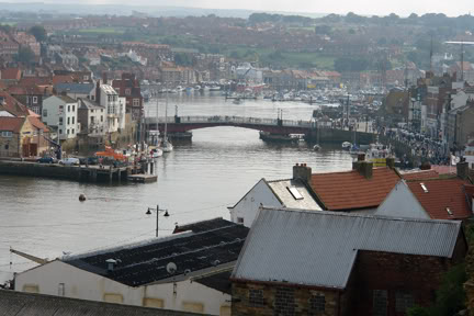 Swing bridge, Whitby | H is for Home