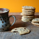 Cakes & Bakes: Chocolate chip & brazil nut cookies