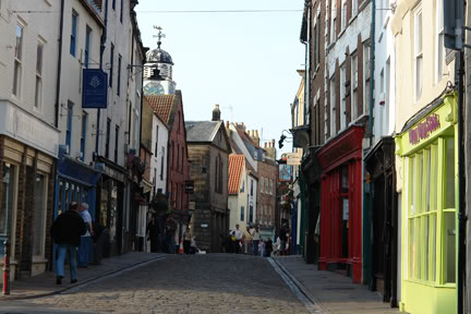 Church Street, Whitby | H is for Home
