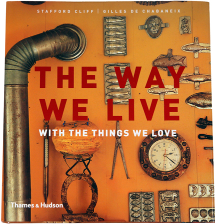 'The Way we Live with the Things we Love' book cover