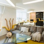 Get their look: Curvaceous living space