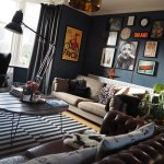 Get their look: Dramatic rental property