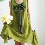 Wednesday Wish: Little Mermaid green dress