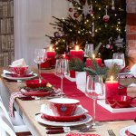 Home Tones: Christmas Red & Green