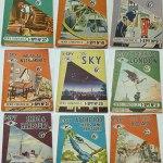 Charity Vintage: I-Spy News Chronicle books