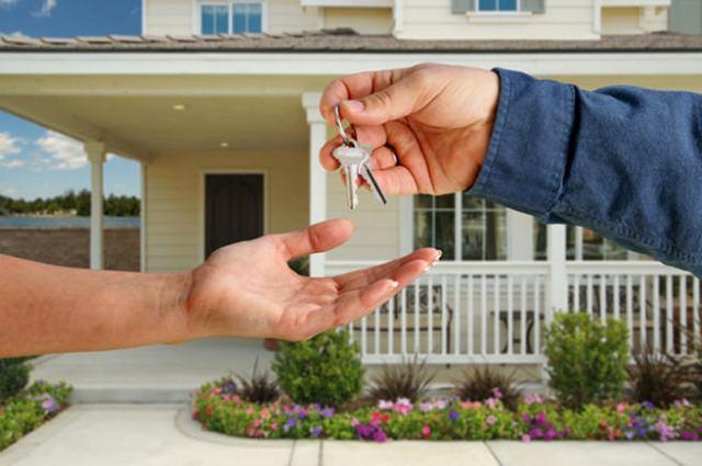 House key handover