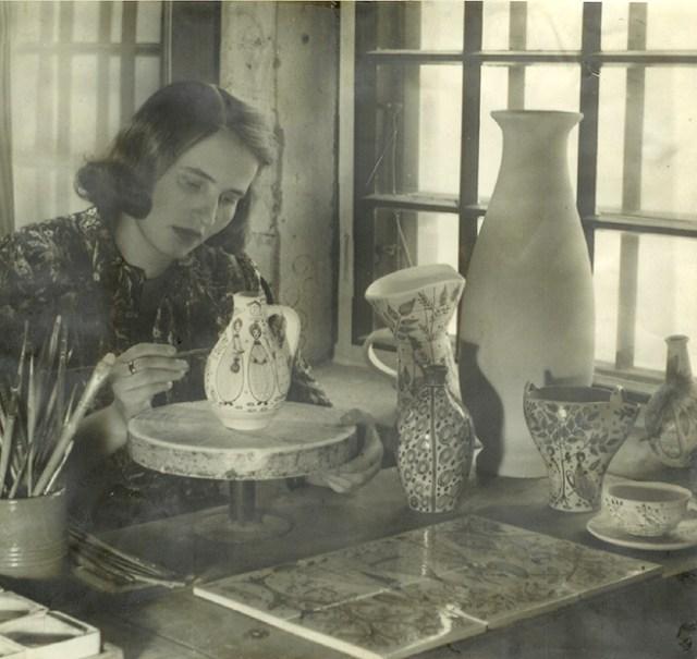 Portrait of Laila Zink