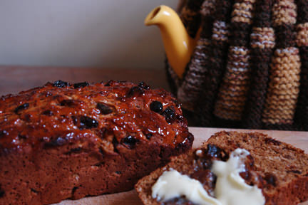 Home-made malt loaf using Paul Hollywood's recipe | H is for Home