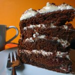 Cakes & Bakes: Natural red velvet layer cake