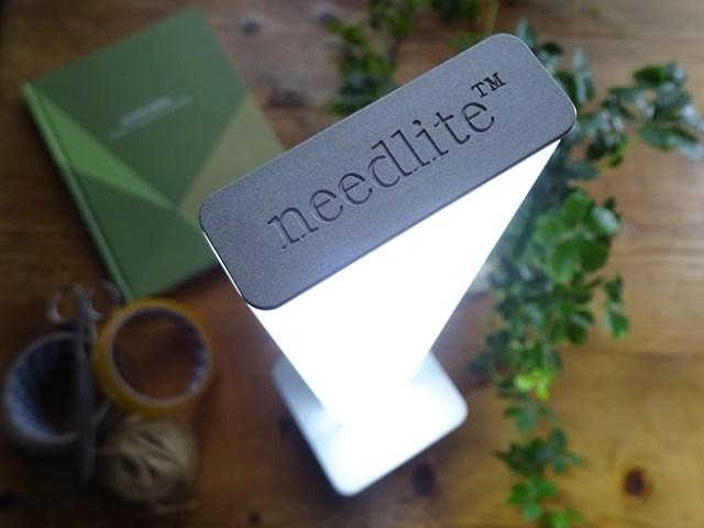 Needlite ™ daylight desk lamp | H is for Home