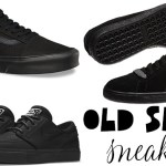 Price Points: Old skool sneakers
