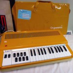 Charity Vintage: Yellow Hohner Organetta