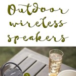 Price Points: Outdoor wireless speakers