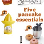 Gimme Five! Pancake Day essentials