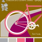 Tuesday Huesday: Paul Smith designed London 2012 Olympic stamps