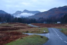 Langdale Pikes from Elterwater, Lake District, Cumbria | H is for Home