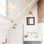Get their look: Pink House bathroom