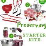 Price Points: Preserve starter kits