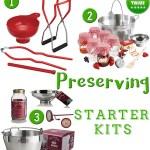 Price Points: Preserve starter kits