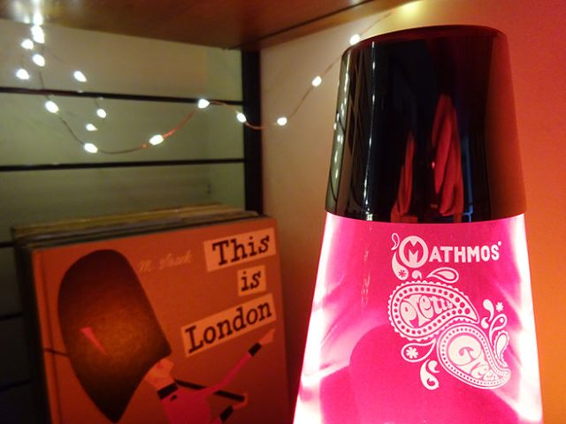 Pretty Green x Mathmos lava lamp | H is for Home