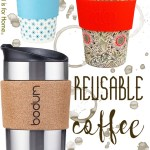Price Points: Reusable coffee cups