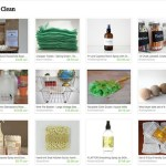 Etsy List: Spring Clean