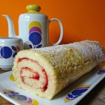 Cakes & Bakes: Swiss roll