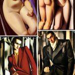 Designer Desire: Tamara de Lempicka