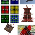 Monthly Mood Board: Tartan