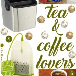 Christmas gifts of the day: Tea & coffee lovers