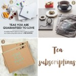 Price Points: Tea subscriptions