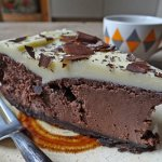 Cakes & Bakes: Triple Chocolate Cheesecake